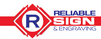Reliable signs logo