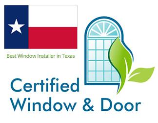 Certified window and door