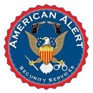 American alert logo