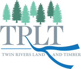 Twin rivers land logo
