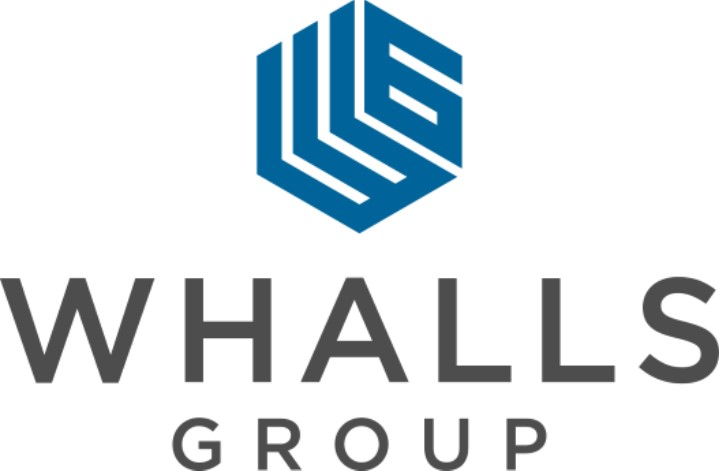 Whalls group logo