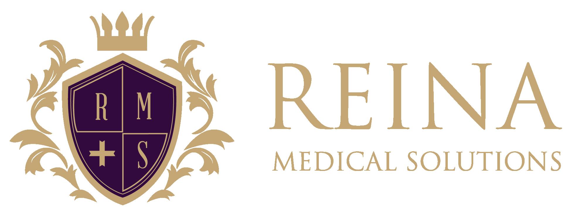 Reina medical solutions logo