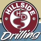 Hillside drilling