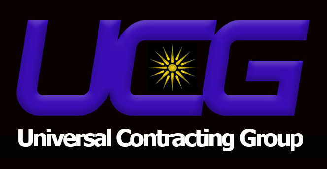 Universal contracting group logo