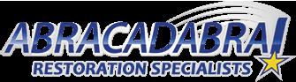 Abracadabra restoration specialists logo