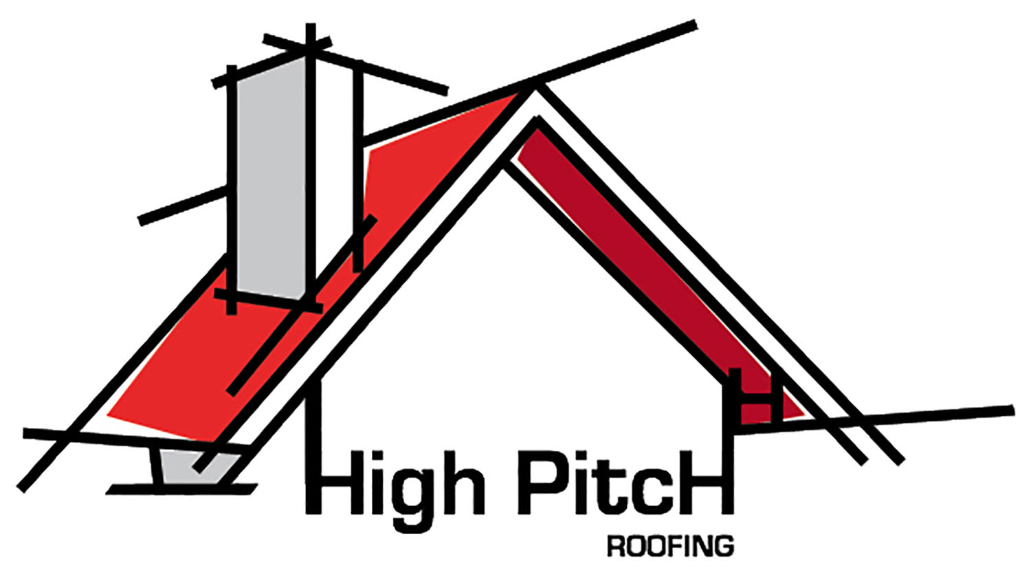 High pitch logo