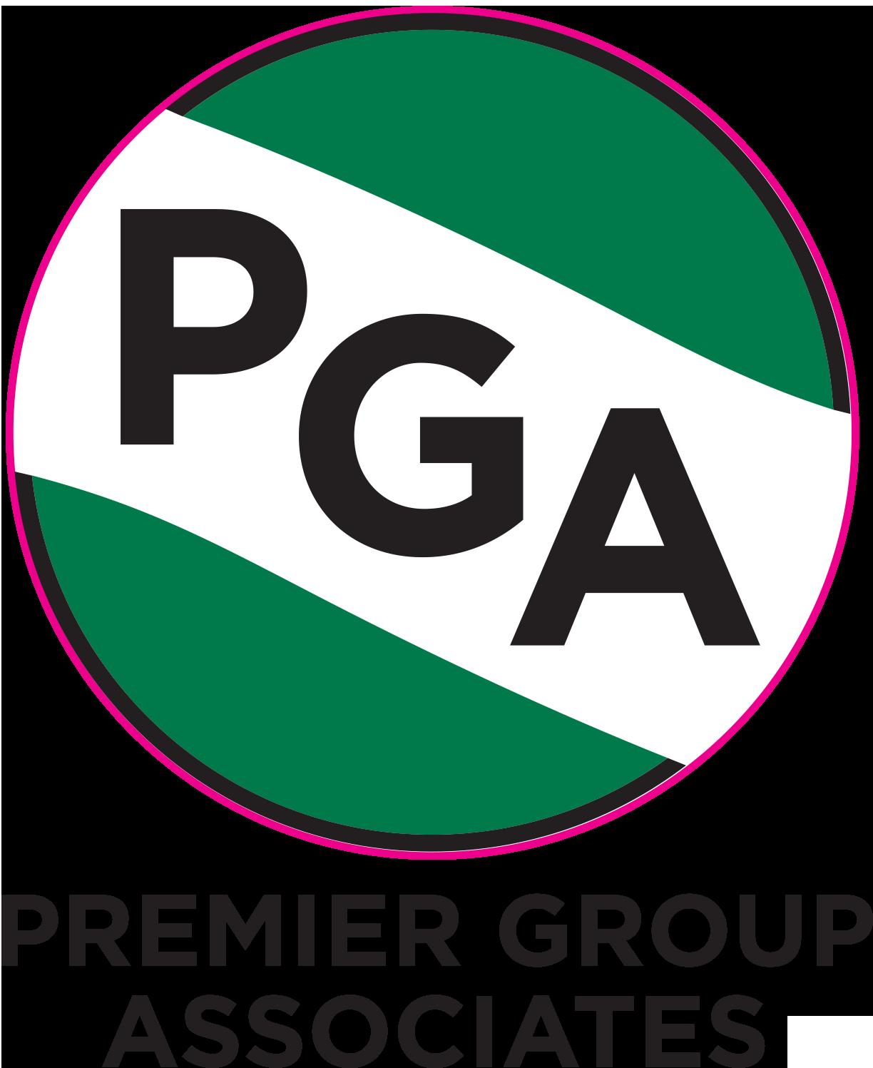 Premier group associates logo
