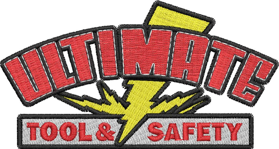 Ultimate tool   safety logo