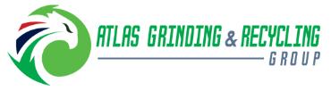 Atlas grinding   recycling group logo