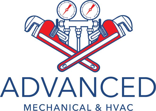 Advancedmechanical hvac logo