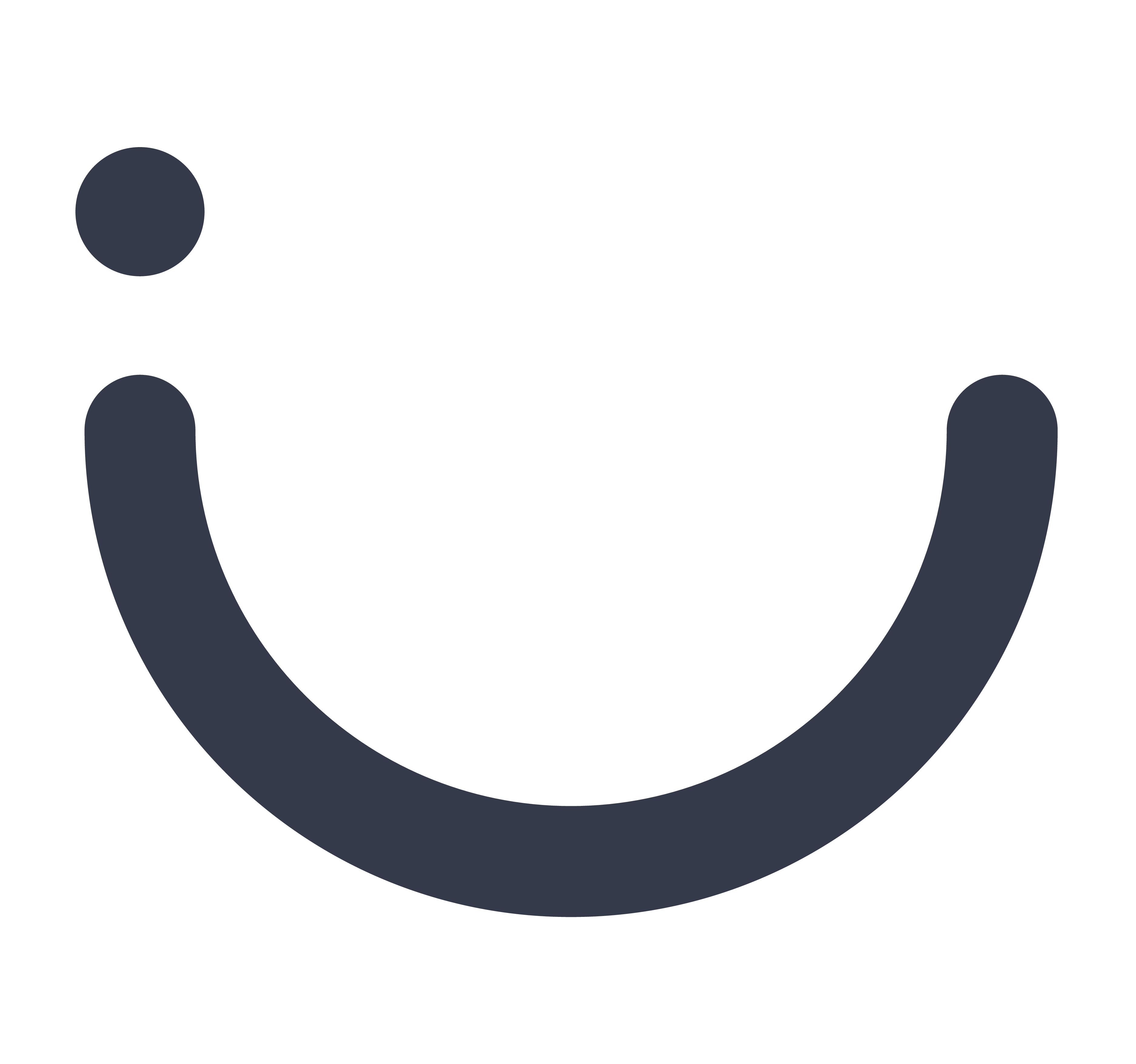 Dedica smile blue