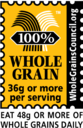 Wholegrain badge